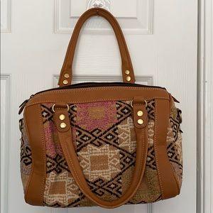 Duffle bag antique